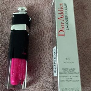 Dior Lacquer Plumper in Disco Door